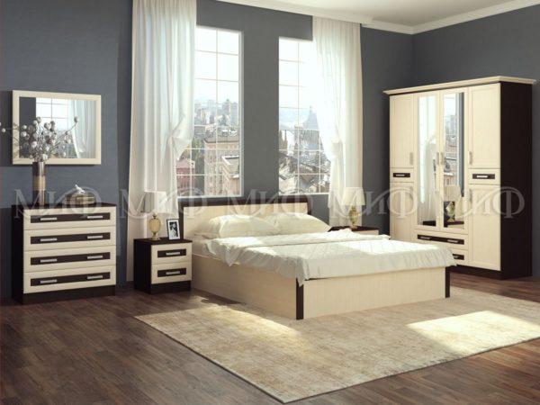 Модульная спальня Грация (Миф)