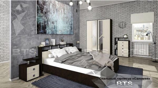 Модульная Спальня Саломея (Бтс)