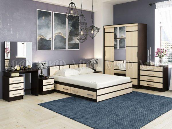 Модульная Спальня Сакура (БТС)