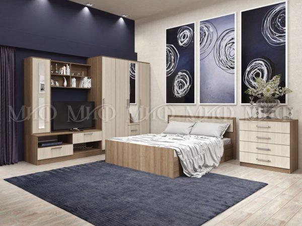 Модульная спальня Фиеста (Миф)